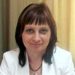 Иванова Ольга Фёдоровна