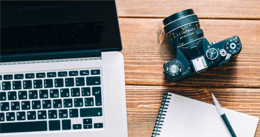 Зачем сайт фотографу