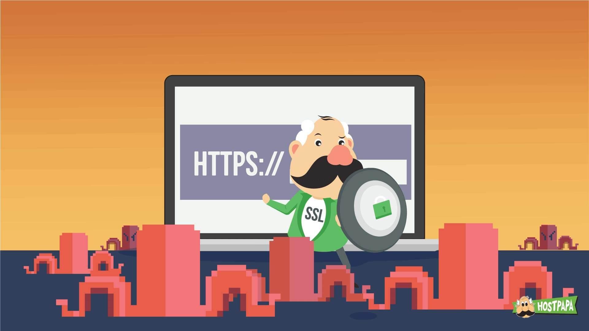 Безопасность данных, или зачем нужны SSL-сертификаты