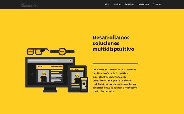 Плоский и материальный веб дизайн