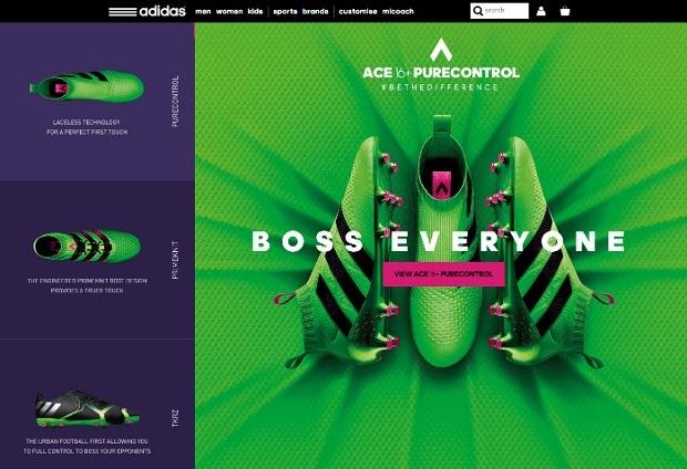 Комбинация цветов в веб дизайне 2016