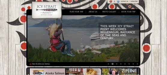 Сайт о путешествиях и туризме